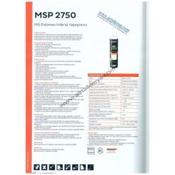 Bostik 2750 Ms Yapiştirici,...