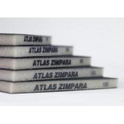 Atlas 2 Tarafli Sünger Zimp...