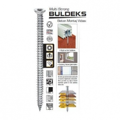 Buldeks Vida,7,5 X 100 + 10...