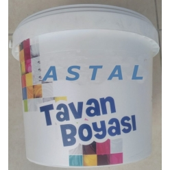 Tavan Boyasi, 3,5 Kg ,beyaz...