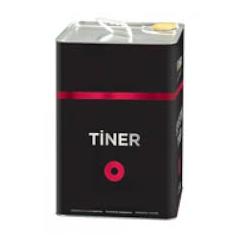 12 Lt Sentetik Tiner, Tenek...