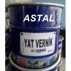 Yat Vernik + 0,70 Lt. Şeffa...