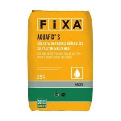 Fixa-Aquafix S-25 Kg Sülfat...