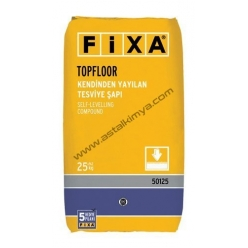 Fixa+Topfloor Alçı Esaslı K...