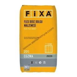 Fixa ,20 Kg,flex Silikonlu,...