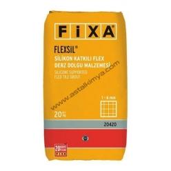Fixa+Flexsil Silikon Katkıl...