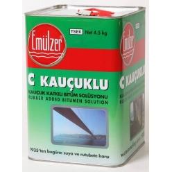 Emülzer C Kauçuklu - 17 Kg,...