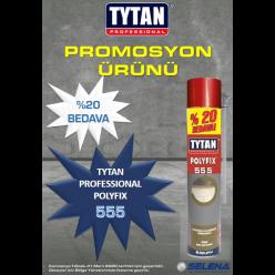 Tytan,köpük,750 Ml.,555 Gr,...