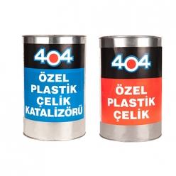 404-1+1= 2 Kg,-Özel Plastik...