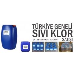 Sivi Klor, 35 Kg, Liquid-So...