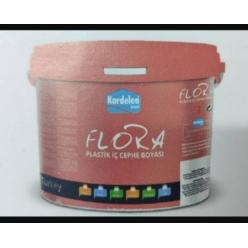 Flora,silikonlu Plast Boya=...